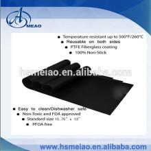 PTFE fiberglass coating BBQ grill mat