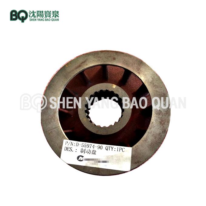 Brake Disc D 55974 90