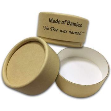 Recipiente de desodorante de bambu ecológico personalizado