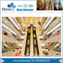 Круговой обзорный лифт с высоким качеством
