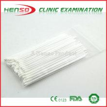 Aplicador con punta de algodón de plástico Henso