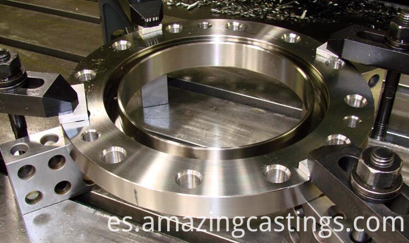 Higher Finish Milling Parts