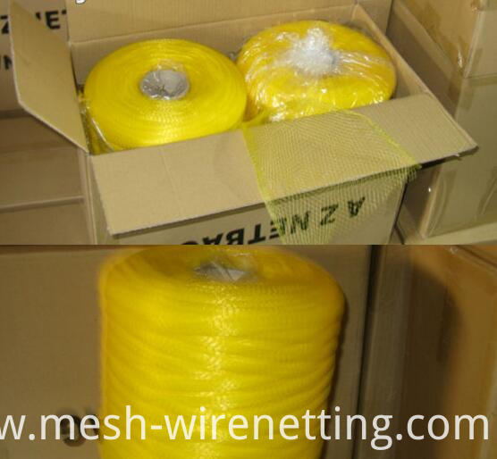 tubular net roll