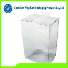 Customized PET Food Grade Clear Plastic Muffin Box Packaging Product