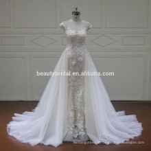 XF16073 newest designs wedding dresses with train 2017 bridal gowns