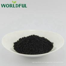 gránulo orgánico natural mundano del ácido húmico de la leonardita, ácido húmico para el añadido del fertilizante