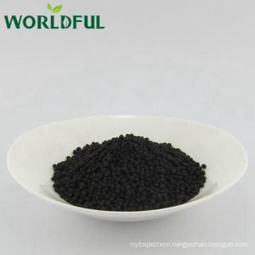control release type humate urea compound fertilizer
