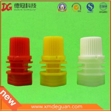 Customize Lowest Price Plastic Jelly Pouch Spout and Cap