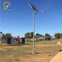 La venta caliente personalizada CE RoHS certificó 30W 50W 60W 80W llevó la iluminación de la calle solar al aire libre