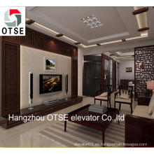 Ascensor de ascensor residencial para uso doméstico
