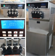 Europe market frozen yogurt machine/ soft ice cream machine/ ice cream vending machine