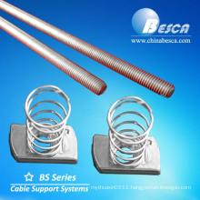 SS304 SS316 Stainless Steel Channel Nut Spring Nut (UL,cUL,NEMA,IEC,CE,ISO)