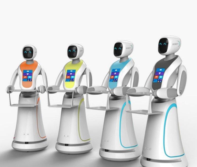Waiter Robot (2)