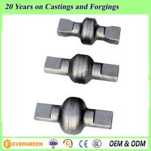 Piezas de repuesto de forja de acero al carbono