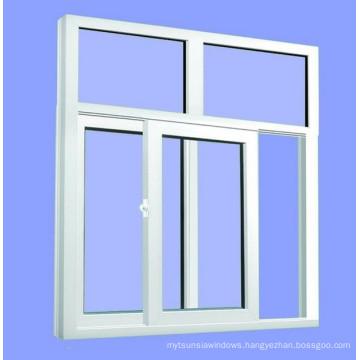 Eco-Friendly UPVC Glass Window