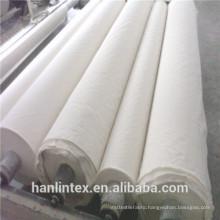 china supplier Tc white pocketing fabric PC 45*45 110*76 pocket fabric