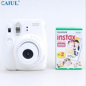Color blanco Instax Mini Instant Film