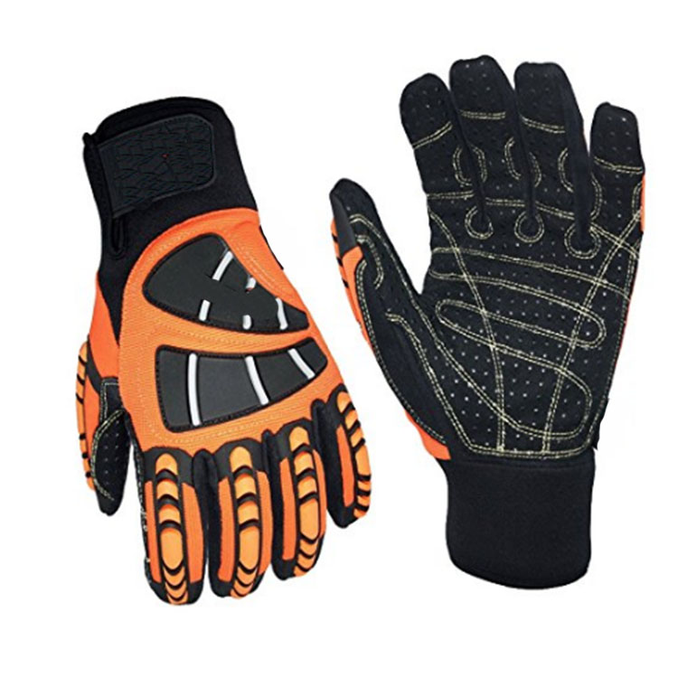 Cut Resistant Drilling Gloves