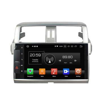 Auto-Multimedia-Entertainment-System für PRADO 2014-2015