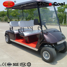 4 Seat Battery Powered Electric Golf Sightseeing Car