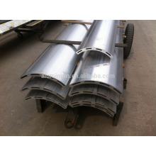 Perfil de alumínio industrial / perfil de alumínio / equipamento mecânico usando perfis de alumínio