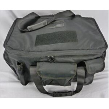 Police Black Big Size Camping Handbag