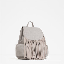 New Style PU Leather Backpack for Ladies