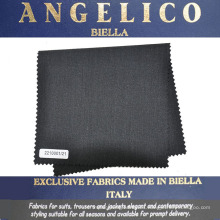 tela italiana del juego de la cachemira de las lanas de la venta caliente