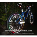 2016 bicycle accessories novelty reflective spoke for safety