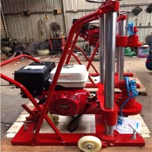 road drilling core machine