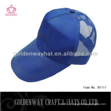 Casquette de baseball en mousse polyester casquette de baseball coréenne