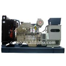 Geradores industriais poder do gerador de 128kva / 102kw 60Hz com o tanque de combustível de 8 horas