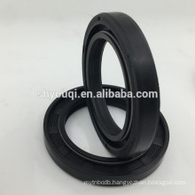 Rubber Oil seal Double spring Double Lip oil seals Rotary hydraulic viton Water Dust sealing parts oring