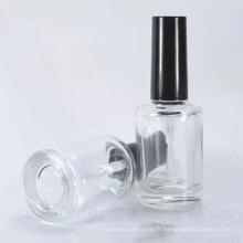 Bouteille en verre à vernis à ongles (NBG21)