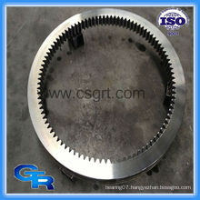 011.40.800 Four Point Contact Ball Slewing Bearing