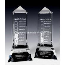 Der Leiter zum Erfolg Crystal Award (TS14)