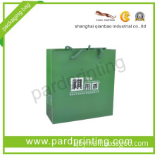 Classic Cotton Rope Handle Paper Bag (QBC-1469)
