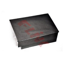 Housse de batterie en fibre de carbone pour Ford RS Mk1