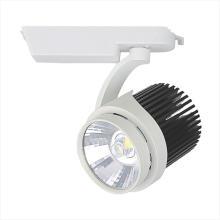 LED track light Supermarket fresh light Clothing store background wall spotlights 20W/30W/40W