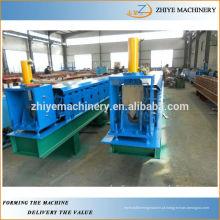 Tubo de metal Downspout Roll formando máquina Cangzhou Fabricante