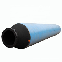 Deers dredge discharge rubber floating hose with inner diameter different