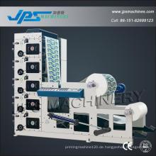 Hochgeschwindigkeits-Papierbecher-Druckmaschine