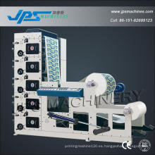 Máquina de impresión de taza de papel de alta velocidad