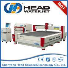 China HEAD CNC 5 Axis Waterjet máquina de corte