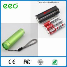 Hersteller Großhandel Günstige High Power Beste kleine Mini Led Taschenlampe Fackel Licht