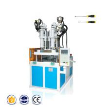 Máquina de moldeo por inyección de plástico multi destornillador de color