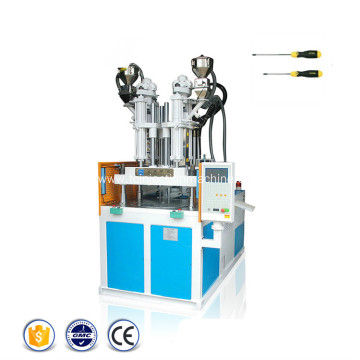 Screwdriver Rotary Plastic Injection Molding Machine