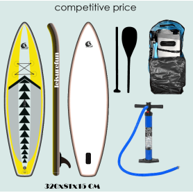 Fabbrica MSL stand up paddle board surf per il commercio all'ingrosso