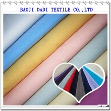 TC plain clothing fabric
