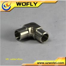 SUS316 SS304 tube d'huile à gaz tube à souder tube à joint